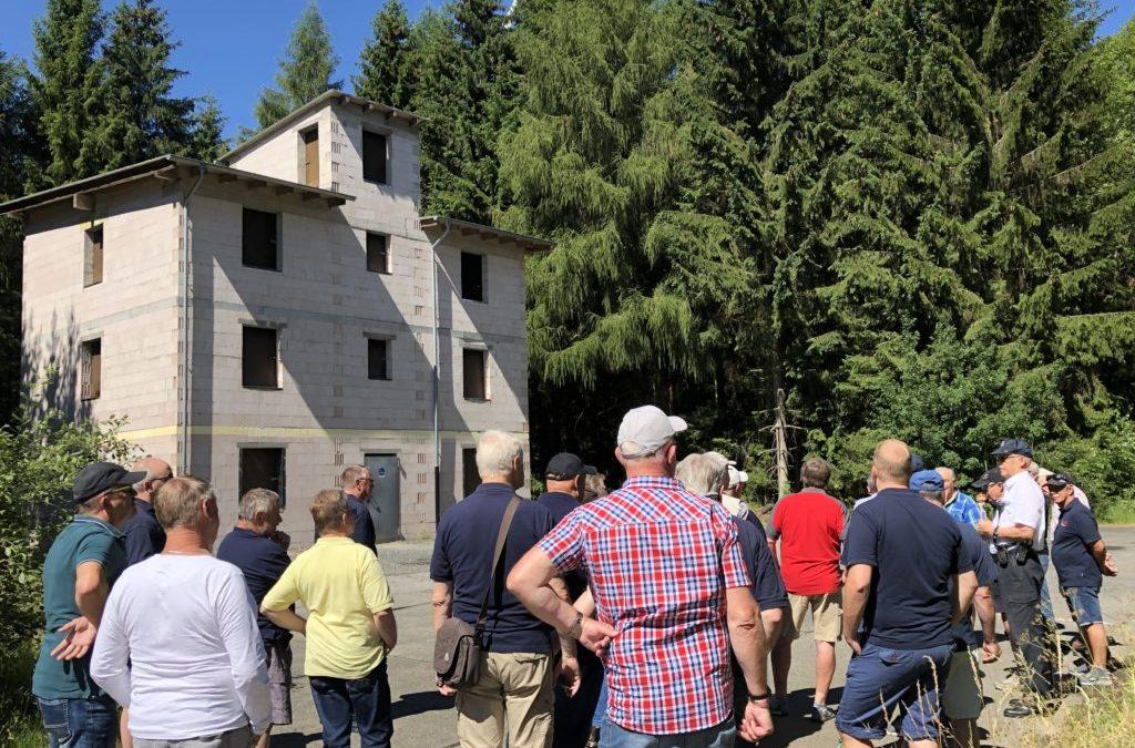 Aktionstag in Frohnhausen der Alters- und Ehrenabteilung