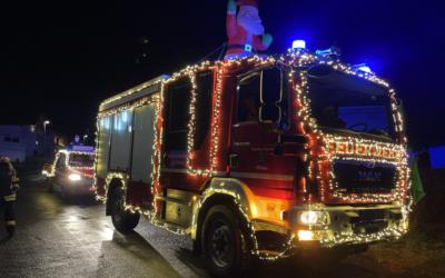 Nikolausaktion der Feuerwehr Mittenaar