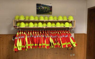 Kinderfeuerwehr Eiershausen erhält neue Einsatzkleidung